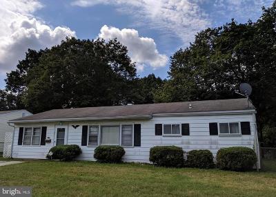 Elkton Single Family Home For Sale: 16 Kent Road