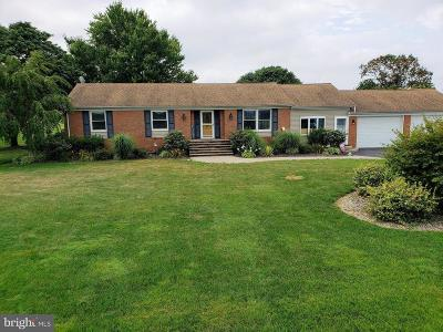 Cecil County Single Family Home For Sale: 410 Crystal Beach Road
