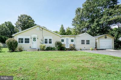 Cecil County, Dorchester County, Kent County, Queen Annes County, Somerset County, Talbot County Single Family Home Under Contract: 1967 Blue Ball Road