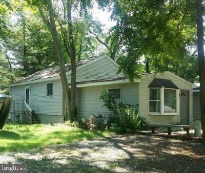 Earleville Single Family Home For Sale: 6 Accokeek Lane #GLEN 3