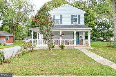 North East Single Family Home For Sale: 103 S Mauldin Avenue