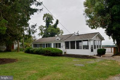 Cecil County Single Family Home For Sale: 289 River Road