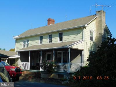 Cecil County Single Family Home For Sale: 103 Craigtown Road