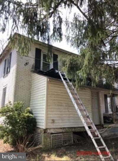 Elkton Single Family Home For Sale: 536 Elk Mills Road