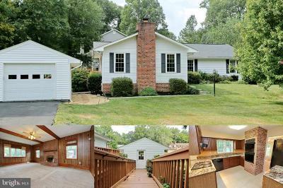 La Plata Single Family Home For Sale: 1386 Redwood Circle