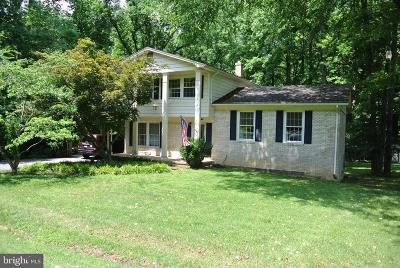 White Plains Single Family Home For Sale: 9850 Wellhouse Drive