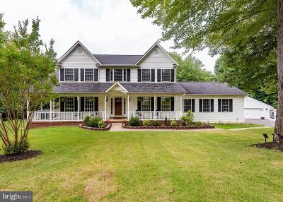 La Plata Single Family Home For Sale: 6500 Dobbins Court