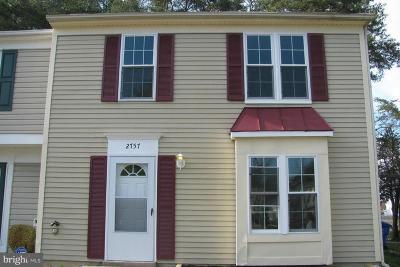 Hughesville, La Plata, Waldorf, White Plains Rental For Rent: 2757 Red Lion Place