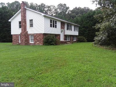 La Plata MD Single Family Home For Sale: $295,000