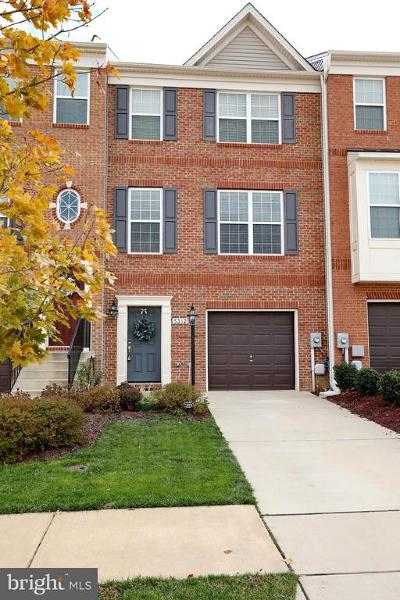 White Plains Townhouse For Sale: 5312 Exeter Place