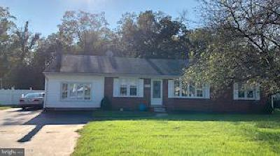 Charles County Single Family Home For Sale: 15181 Hughesville Manor Drive