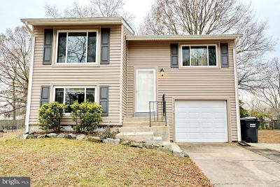 Charles County, Calvert County, Saint Marys County Single Family Home For Sale: 4 Tadcaster Circle