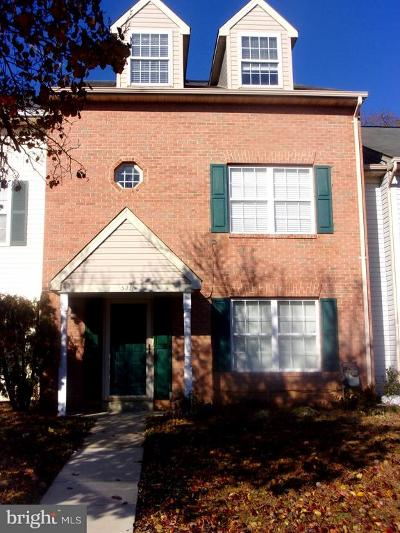 Waldorf Townhouse For Sale: 5210 Grunion Place
