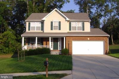 Bryans Road MD Single Family Home For Sale: $335,000