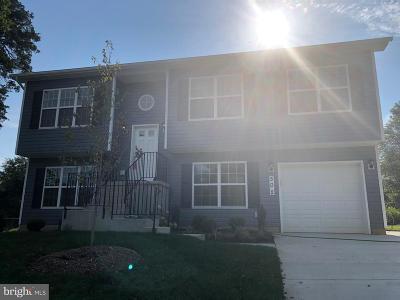 La Plata Single Family Home For Sale: 502 St Mary's Avenue