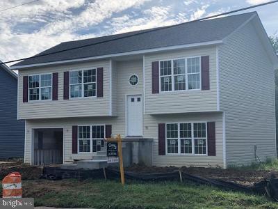 La Plata Single Family Home For Sale: 504 S St Mary's Avenue