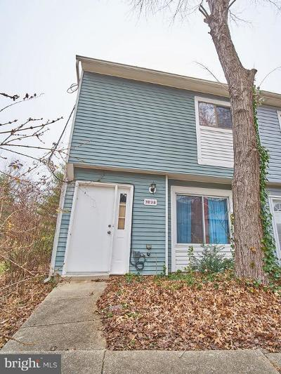 Waldorf MD Townhouse For Sale: $129,990