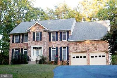 Hughesville Single Family Home For Sale: 7300 Latham Court