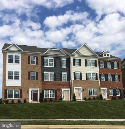 Waldorf MD Townhouse For Sale: $325,990