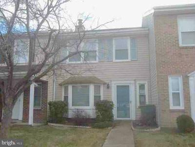 Waldorf Townhouse For Sale: 39 Meadow Lane