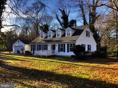 La Plata Single Family Home For Sale: 701 Clarks Run Road