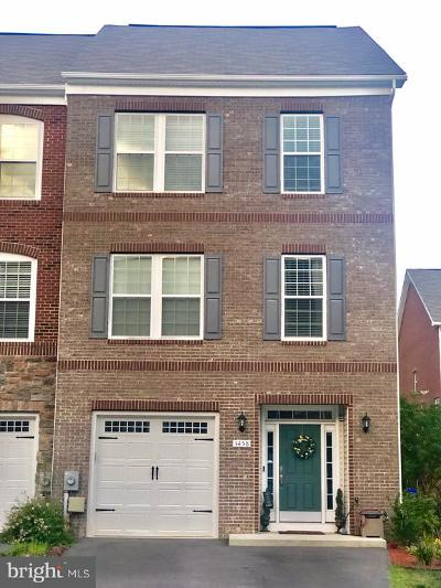 Waldorf Townhouse For Sale: 3458 Flagstone Street