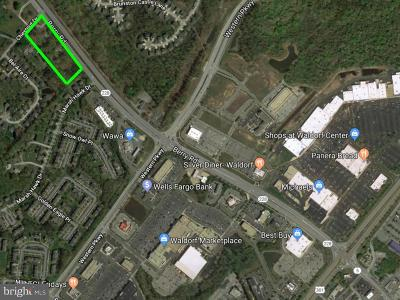 Charles County Residential Lots & Land For Sale: Lot 1-7 Waldorf Hghts Berry Road