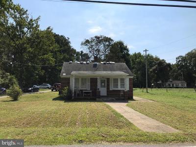 Calvert County, Charles County, Saint Marys County Single Family Home For Sale: 4065 Stepneys Place