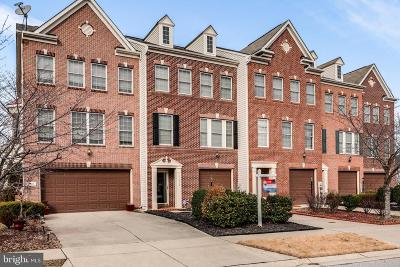 Waldorf Townhouse For Sale: 11512 Scotch Hills Place