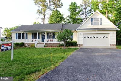 Charles County, Calvert County, Saint Marys County Single Family Home For Sale: 12280 Potomac View Road