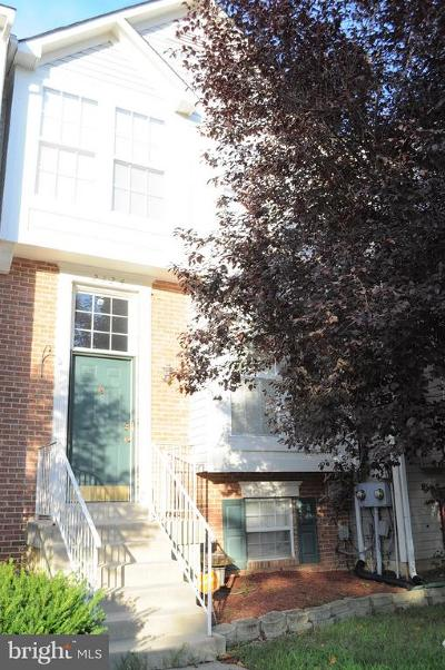 Waldorf Townhouse For Sale: 2324 Butte Place