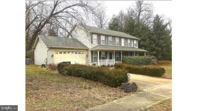 La Plata Single Family Home Under Contract: 101 Haldane Drive