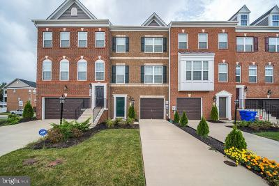 Charles County Townhouse For Sale: 5347 Tweeddale Place
