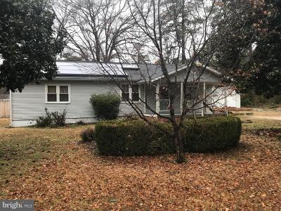 Charles County Single Family Home For Sale: 18215 Piedmont Drive