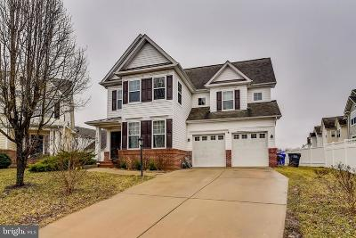 Waldorf Single Family Home For Sale: 11662 Mustang Creek Court