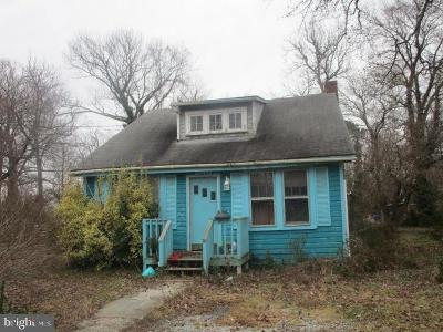Cobb Island Single Family Home For Auction: 17092 Cobb Island Road