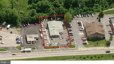 Calvert County, Charles County, Saint Marys County Commercial Lease For Lease: 6600 Crain Highway