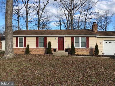 Waldorf Single Family Home For Sale: 12810 Twin Oak Drive