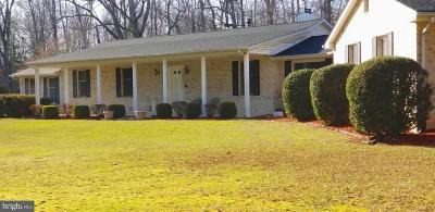 Port Tobacco Single Family Home Active Under Contract: 8740 Locust Grove Drive