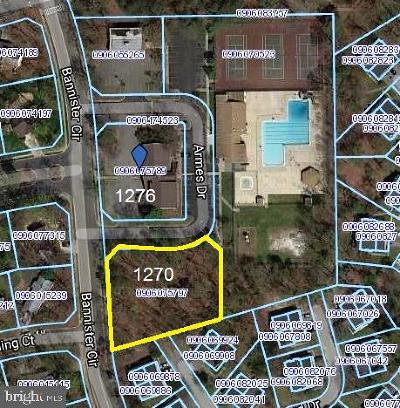 Waldorf Residential Lots & Land For Sale: 1270 Bannister Circle