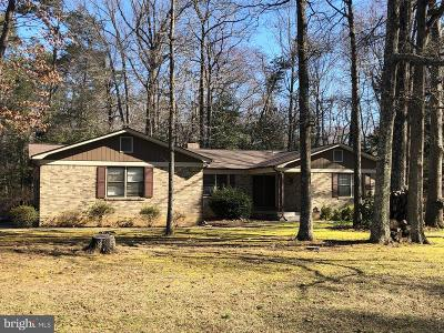 White Plains Single Family Home For Sale: 4645 Duley Drive