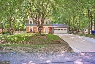 Waldorf Single Family Home For Sale: 11526 Timberbrook Drive
