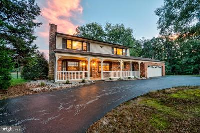 Charles County, Calvert County, Saint Marys County Single Family Home For Sale: 9550 Bel Alton Newtown Road
