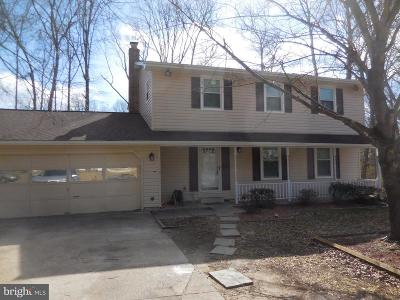 Waldorf Single Family Home Active Under Contract: 11539 Timberbrook Drive