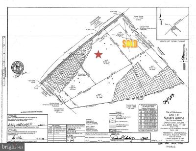 Charles County Residential Lots & Land For Sale: 9430 Ironsides Road
