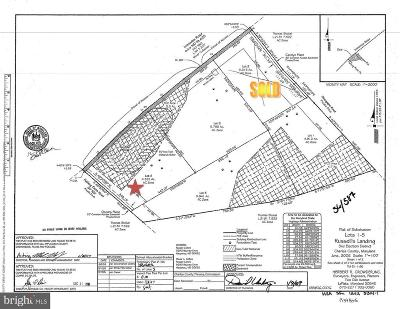 Charles County Residential Lots & Land For Sale: 3754 Oscars Place