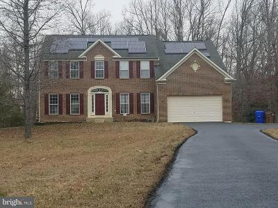 Charles County Single Family Home For Sale: 5045 Celestial Lane