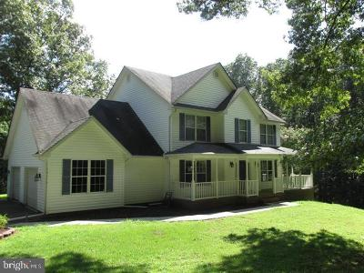 Charlotte Hall MD Single Family Home For Sale: $458,000