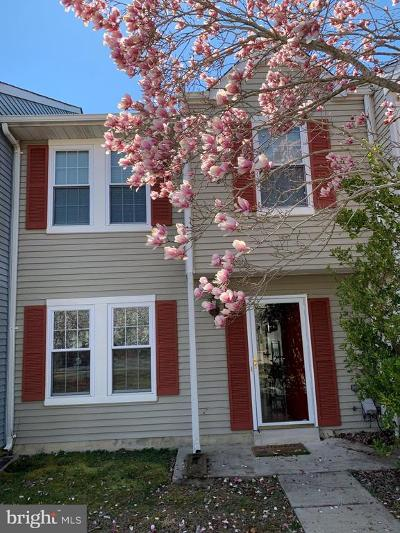 Waldorf Townhouse For Sale: 6218 Wolverine Place