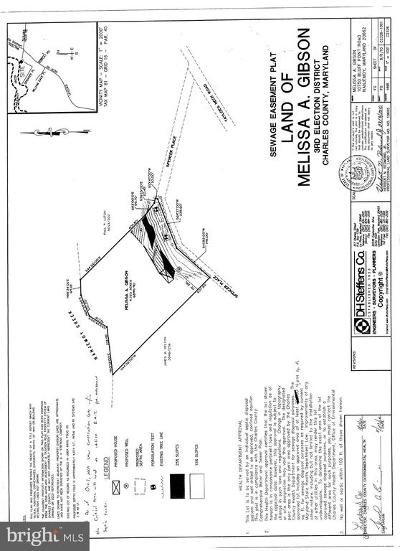 Charles County Residential Lots & Land For Sale: 4650 Spencer Place
